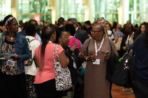 2018 USCA Conference goers