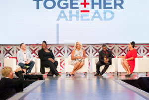 Together Ahead 2018 Convention panel