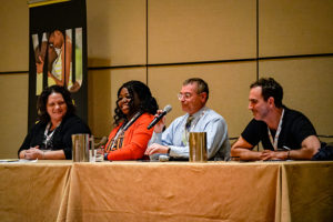 2018 USCA Convention panel